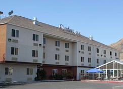 Comfort Inn Richfield I-70 - Richfield - Building