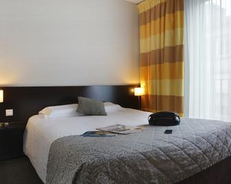 La Paix Hotel Contemporain - Brest - Bedroom