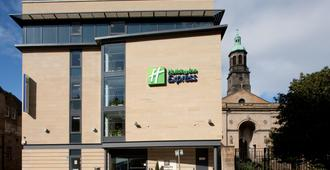 Holiday Inn Express Edinburgh - Royal Mile - Edinburgh - Building