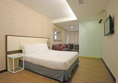 新山柑橘酒店 - 新山 - 臥室