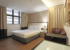 Citrus Hotel Johor Bahru by Compass Hospitality - Johor Bahru - Bedroom