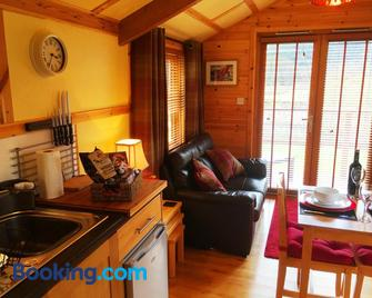 Rashfield Sheilings - Dunoon - Living room