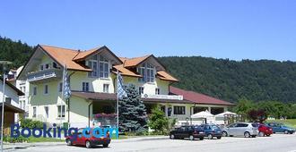 Gasthof Hotel zur Post - Passau - Edificio