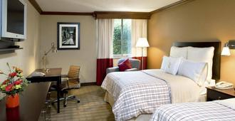 Four Points by Sheraton Asheville Downtown - Asheville - Bedroom