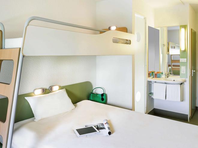 Ibis Budget Perpignan Centre - Perpignan - Makuuhuone