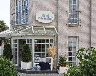 Hotel Friesenhof - Norderstedt - Gebäude