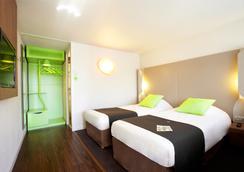 Campanile - Montpellier Le Millenaire - Montpellier - Bedroom