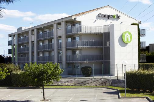 Campanile - Montpellier Le Millenaire - Montpellier - Rakennus