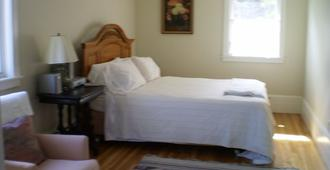 Architectural, Wheelchair Accessible, Charming House, Lovely Boston Neighborhood - Boston - Bedroom