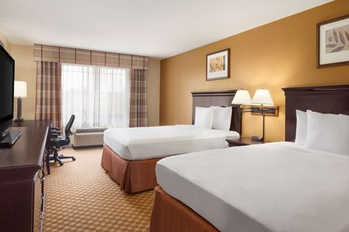 Country Inn & Suites by Radisson Ontario Mills, CA - Ontario - Makuuhuone