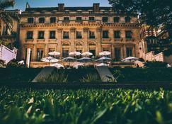 Palacio Duhau - Park Hyatt Buenos Aires - Buenos Aires - Bangunan