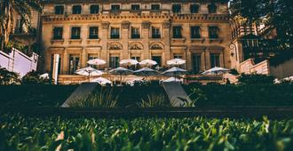 Palacio Duhau - Park Hyatt Buenos Aires - Buenos Aires - Gebäude