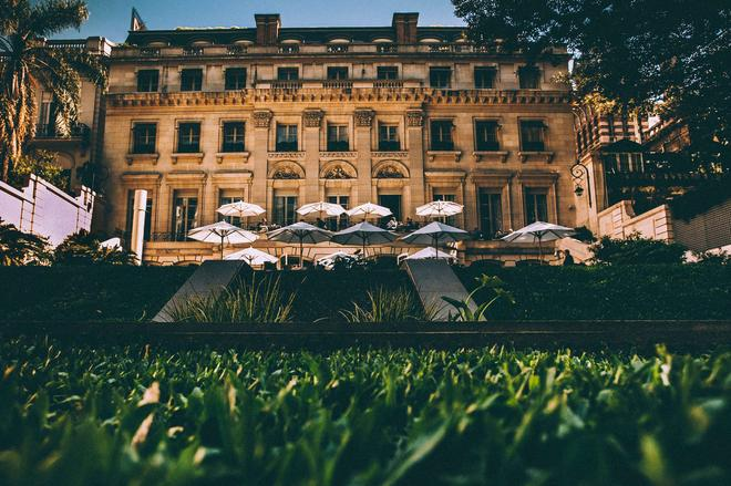 Palacio Duhau - Park Hyatt Buenos Aires - Buenos Aires - Rakennus