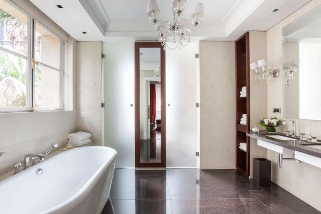 Palacio Duhau - Park Hyatt Buenos Aires - Buenos Aires - Kylpyhuone