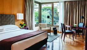 Palacio Duhau - Park Hyatt Buenos Aires - Buenos Aires - Bedroom
