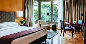 Palacio Duhau - Park Hyatt Buenos Aires - בואנוס איירס - חדר שינה