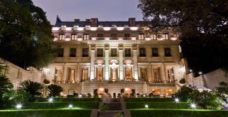 Palacio Duhau - Park Hyatt Buenos Aires - Buenos Aires - Toà nhà
