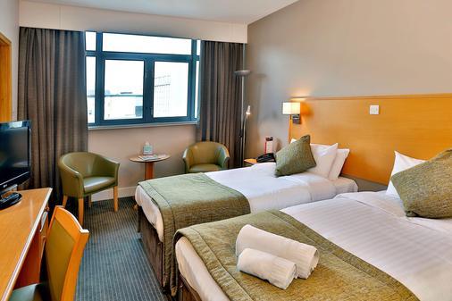 貝斯特韋斯特普拉斯諾丁漢市中心酒店 - 諾丁漢 - 臥室