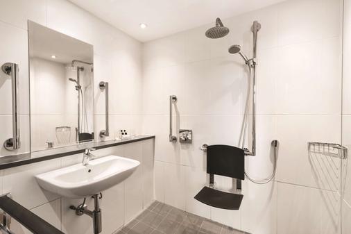 貝斯特韋斯特普拉斯諾丁漢市中心酒店 - 諾丁漢 - 浴室
