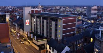 Best Western Plus Nottingham City Centre - Nottingham - Gebouw