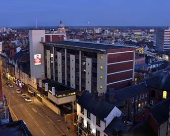 Best Western Plus Nottingham City Centre - Nottingham - Κτίριο