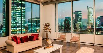 Sheraton Mexico City Maria Isabel Hotel - מקסיקו סיטי - סלון