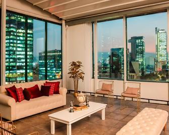 Sheraton Mexico City Maria Isabel Hotel - Cidade do México - Sala de estar