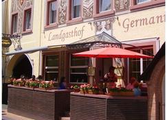 Landgasthof Germania - Rüdesheim am Rhein - Gebäude
