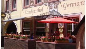 德國蘭加斯霍夫酒店 - 萊因河畔呂德斯海姆 - 羅德斯海姆 - 建築