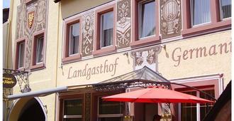 Landgasthof Germania - רודסהיים אם ריין - בניין