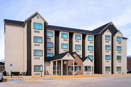 Quality Inn and Suites - Robbinsville - Building