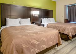Quality Inn and Suites - Robbinsville - Bedroom
