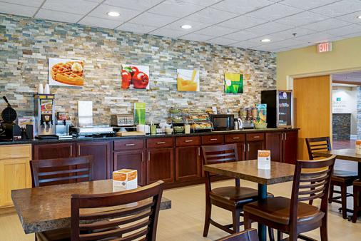 Quality Inn and Suites - Robbinsville - Buffet