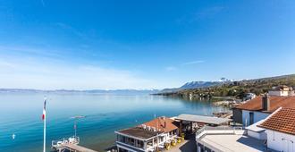 Hôtel De La Plage - Évian-les-Bains - Outdoor view