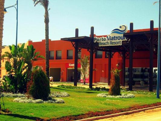 Porto Matrouh Beach Resort - Marsa Matruh - Gebäude