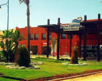 Porto Matrouh Beach Resort - Mersa Matruh - Building