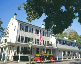 The Griswold Inn - Essex - Building