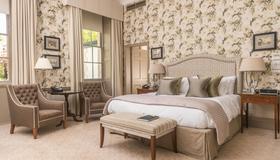 The Royal Crescent Hotel & Spa - Bath - Camera da letto