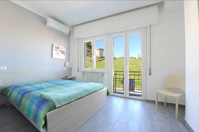 B&B Al Castello - Matera - Bedroom