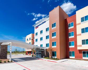 Fairfield Inn & Suites By Marriott Dallas Waxahachie - Waxahachie - Building