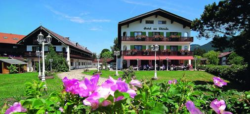 Hotel Garni Am Kureck - Bad Wiessee - Κτίριο