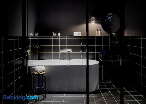 25hours Hotel Düsseldorf Das Tour - Düsseldorf - Bathroom