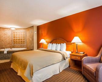 Quality Inn Fort Dodge - Fort Dodge - Soveværelse