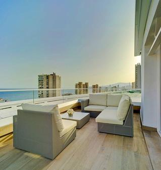 Hotel Don Pancho - Adults Only - Benidorm - Parveke