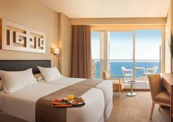 Hotel Don Pancho - Adults Only - Benidorm - Makuuhuone
