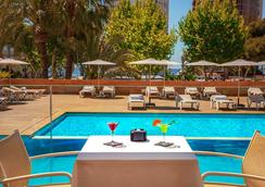 Hotel Don Pancho - Adults Only - Benidorm - Uima-allas