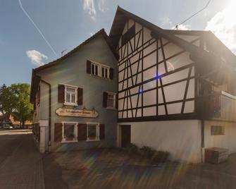 Landgasthof Ochsen Seelbach - Seelbach - Building