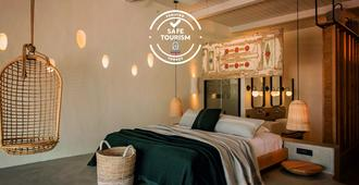 Yacht Boheme Hotel-Boutique Class - Adults Only - Fethiye - Bedroom