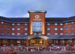 DoubleTree by Hilton Glasgow Strathclyde - Bellshill - Building
