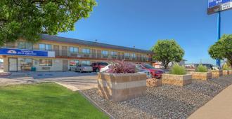 Americas Best Value Inn Amarillo Airport/Grand Street - Amarillo - Cảnh ngoài trời